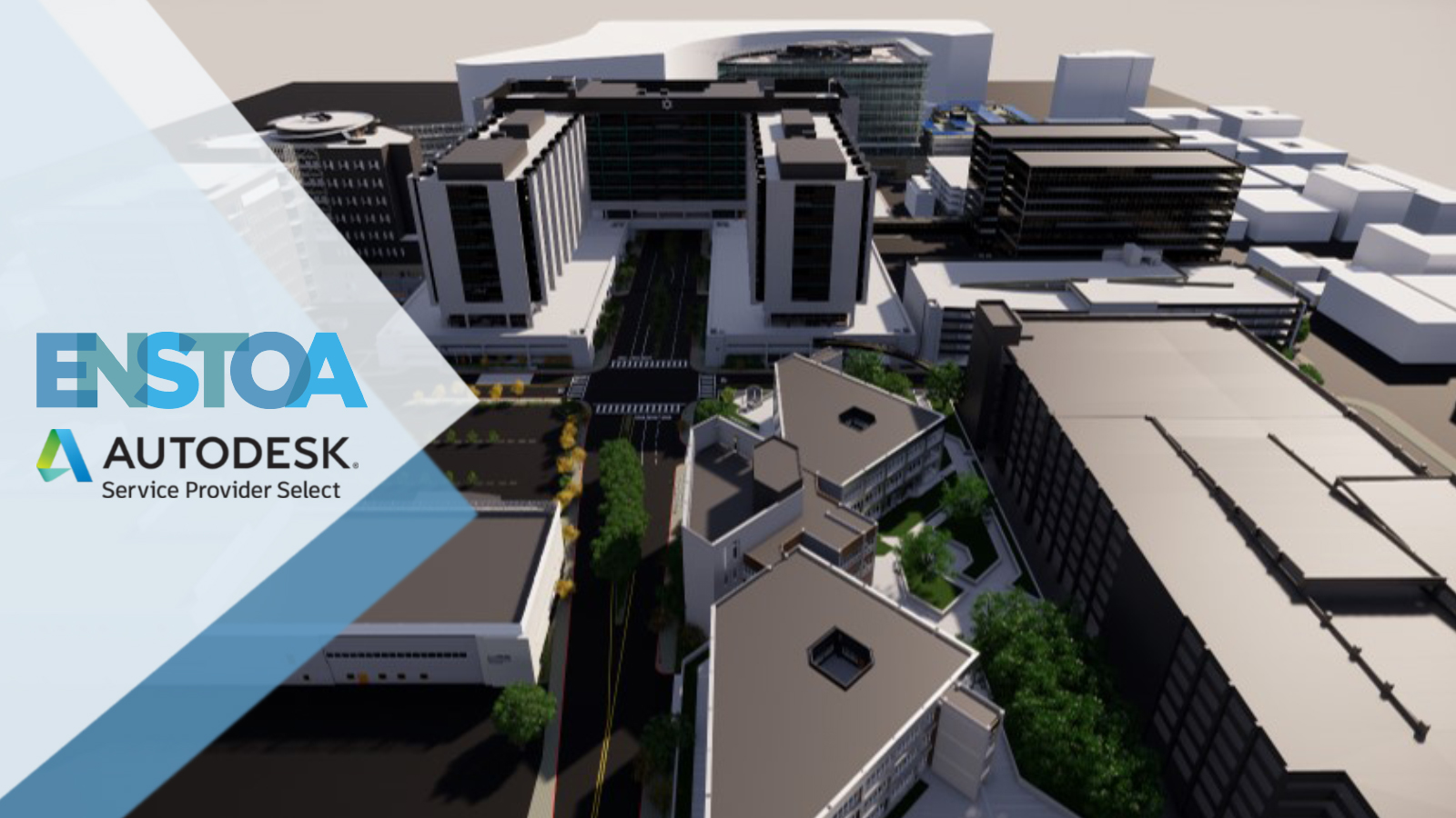 Enstoa Becomes Autodesk Services Provider Partner