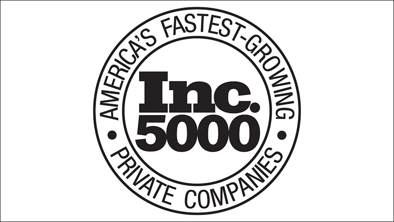 Enstoa Ranked on the Inc. 5000 for Seventh Time