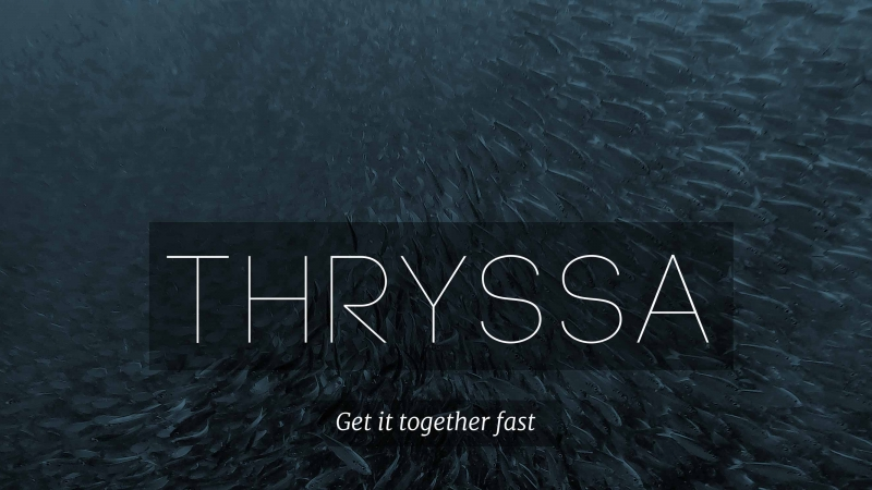 Thryssa, Enstoa's best practice driven, fastest to deploy, right-sized solution for capital projects management